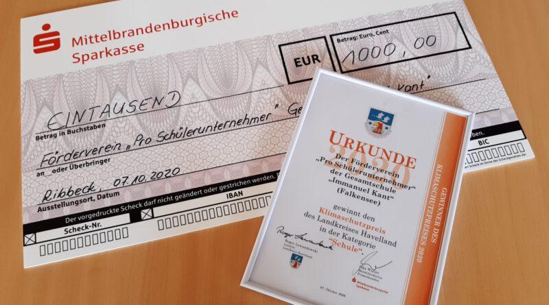 SchüFis 4 Future gewinnt 1.000 Euro und ein Glas Senf