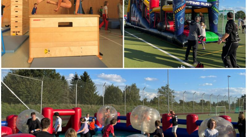Ein erlebnisreicher Tag- Spiel, Spaß und Freude beim No-Co Aktionstag
