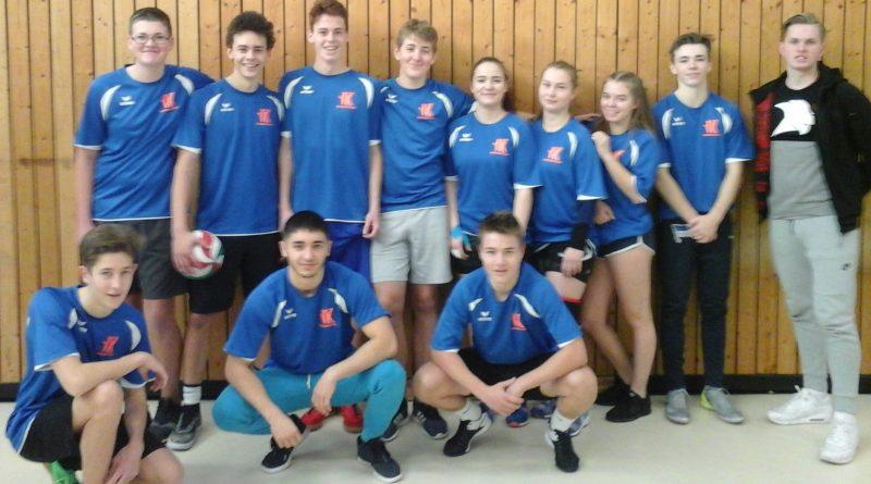 Zu viele kleine Fehler – leider kein Volleyball-Pokal für uns