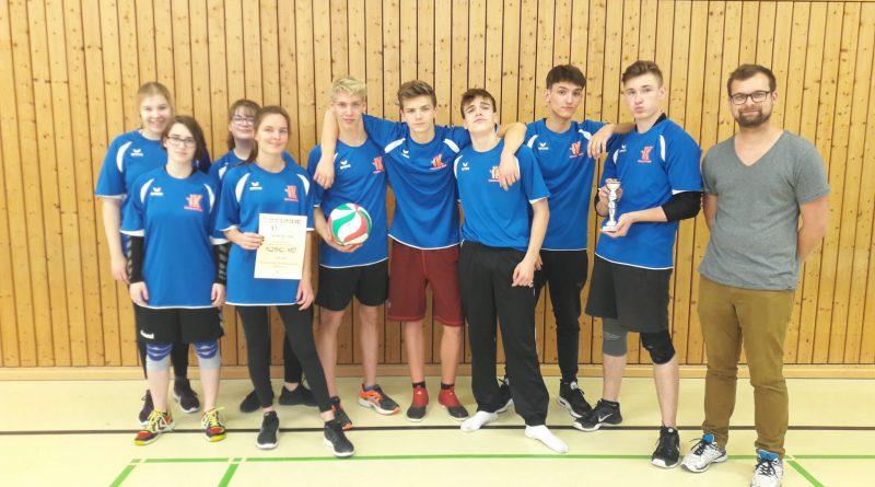 Volleyball – Pokal aus Nauen