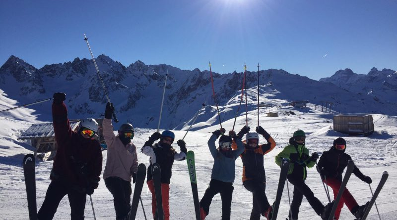 Anmeldung für die Schneesportkursfahrt 2020