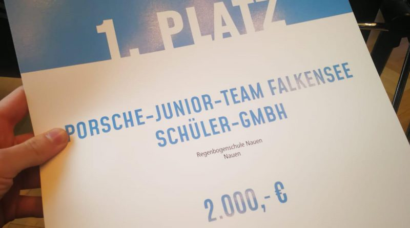 And the Winner is … jetzt mit Film und Foto