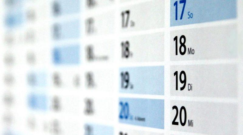 Kantkalender 2017/18 erschienen!