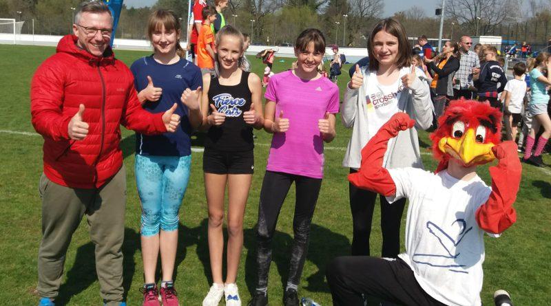 Kreisolympiade Leichtathletik – unsere Kantsportler waren wieder erfolgreich!