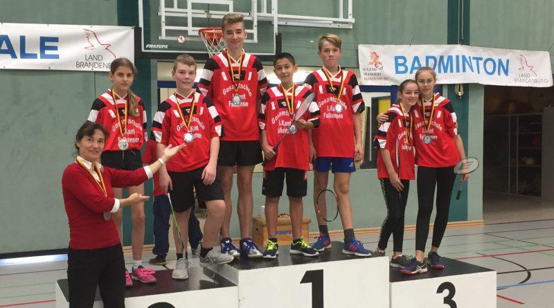 Welchen Platz hat die AG Badminton in diesem Jahr im Regionalfinale errungen?