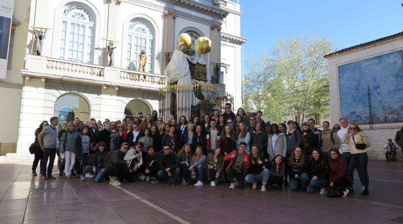 Kursfahrt Barcelona
