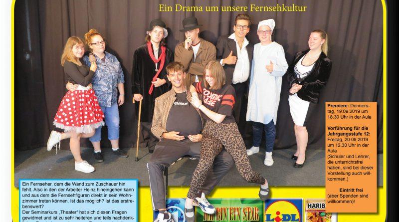 Theatertage an der Kantschule