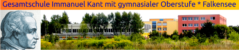 Gesamtschule Immanuel Kant | Falkensee