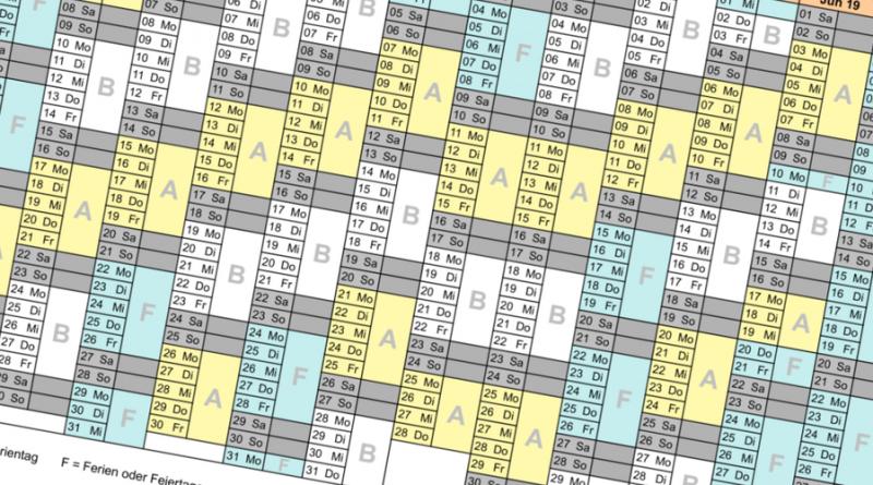 Kant-Kalender 2019/20 ist online