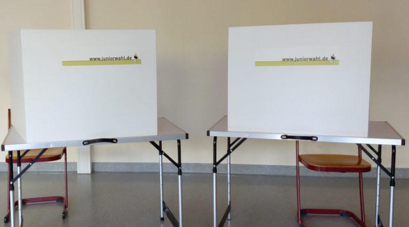 Eine Wahlsituation erleben und Demokratie lernen